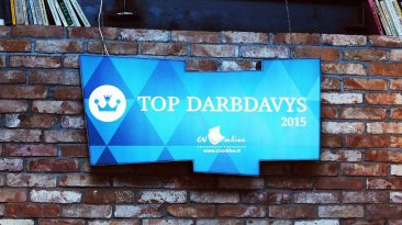 TOP darbdavys 2015